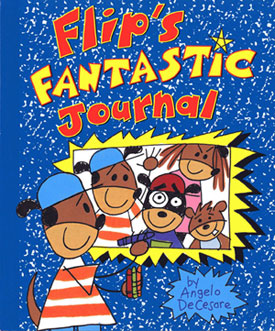 Flip's Fantastic Journal by Angelo DeCesare