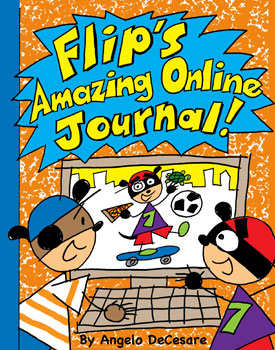 Flip's Amazing Online Journal by Angelo DeCesare