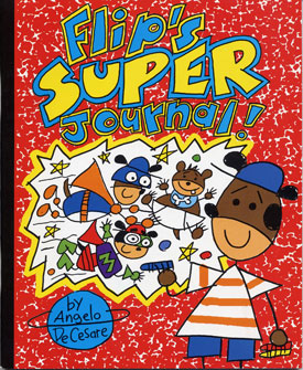 Flip's Super Journal by Angelo DeCesare